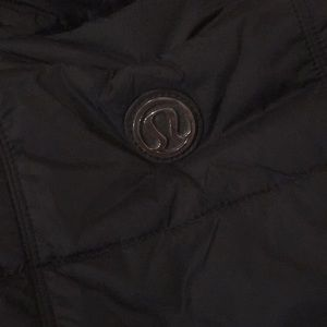 Lululemon quilted gym bag